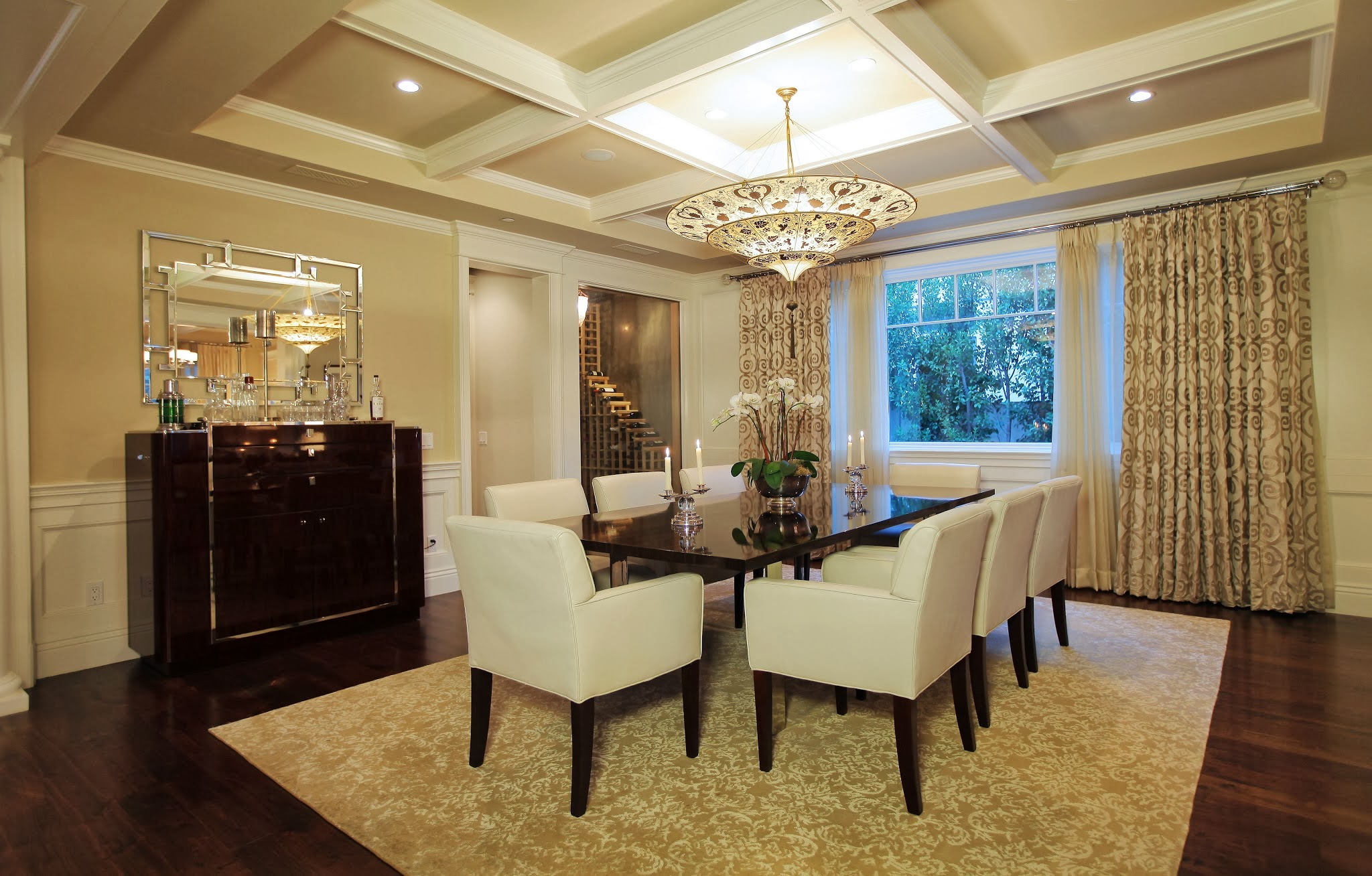 Dining Room Ceiling Ideas – HOMIFIND