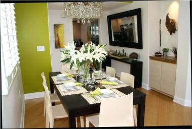 Small Dining Room Decor Ideas – HOMIFIND
