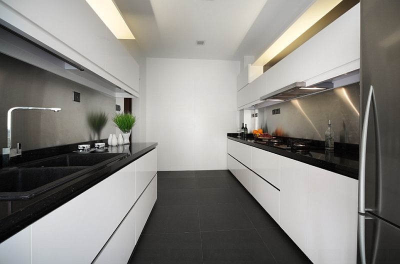 Black And White Kitchen Ideas Homifind
