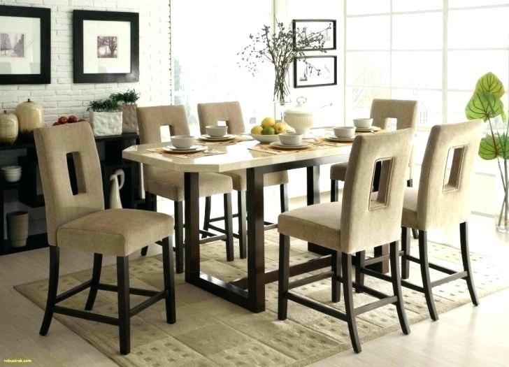 Granite Top Dining Table Set Round Black Chairs Room Urban Home Homifind