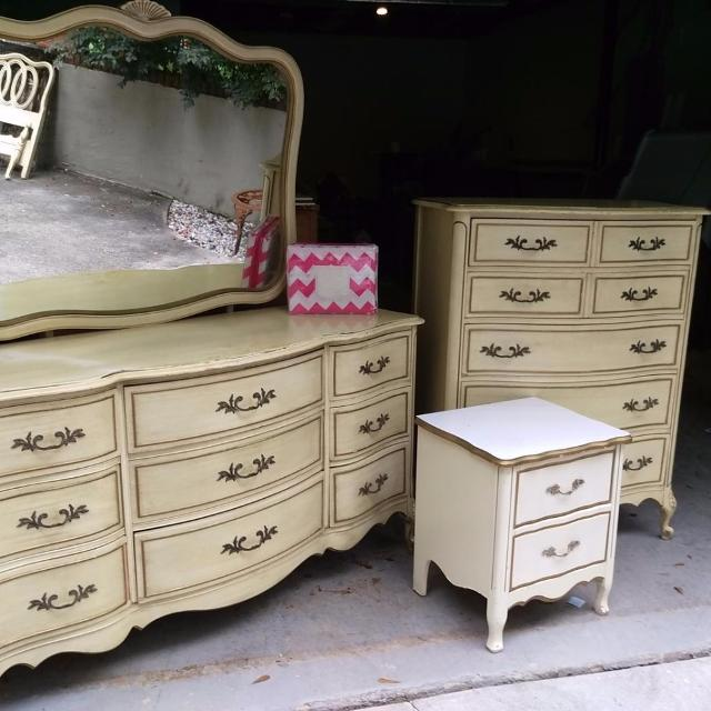 French Provincial Bedroom Set Homifind
