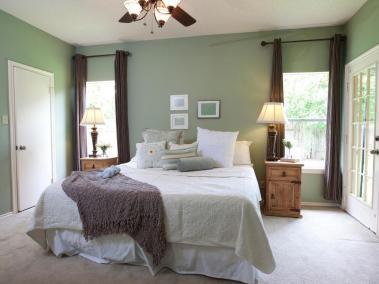 Sage Green Bedroom Ideas – HOMIFIND