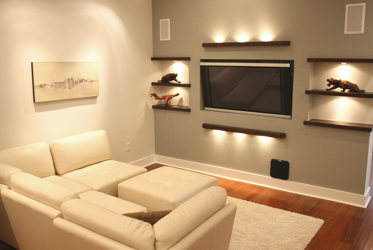 Small Tv Room Ideas Good Lighting Design Chairs Dining Lounge Decoration New Homifind