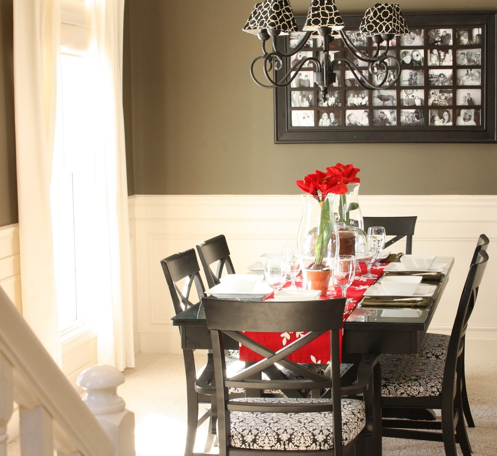 Dining Room Table Decorating Ideas Homifind