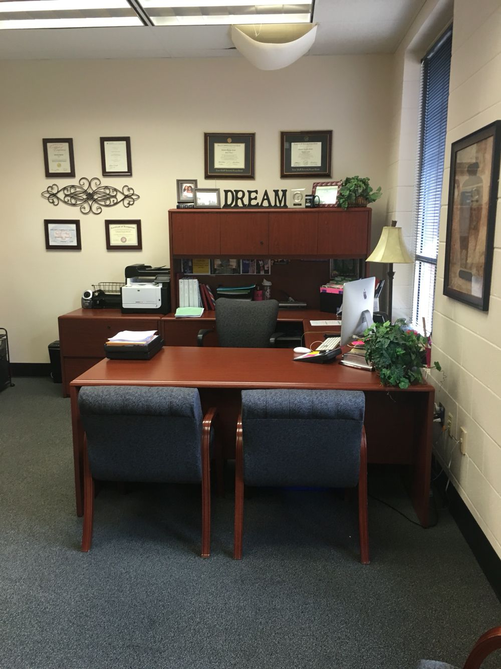 School Office Decorating Ideas Homifind