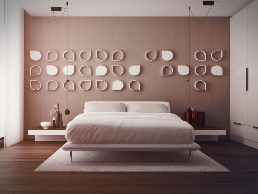 Simple Modern Bedroom Design – HOMIFIND