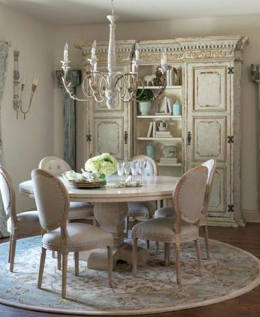 French Country Dining Table Homifind