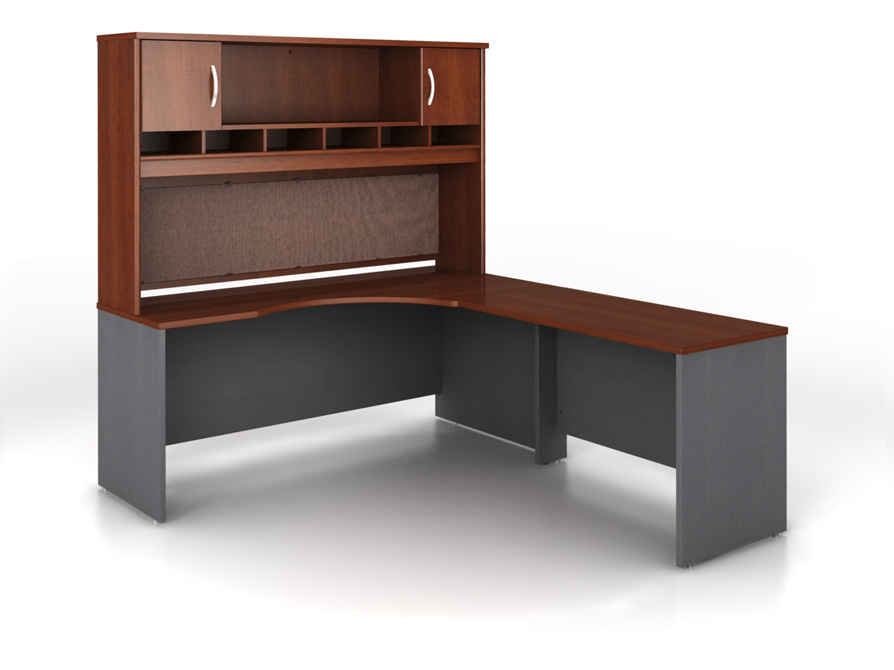 Solid Wood Office Desk Homifind