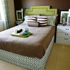 Small Bedroom Double Bed Decorating Ideas
