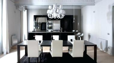Black And White Dining Room Ideas Homifind