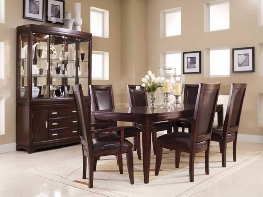 Full Size Room Casual Centerpiece Round Decor Set Table Furniture Chair Ideas Setting Settings Dining Chairs Sets Homifind