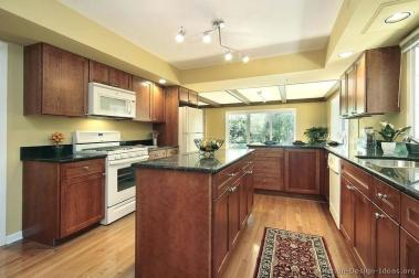 Kitchen Colors With Cherry Cabinets – HOMIFIND