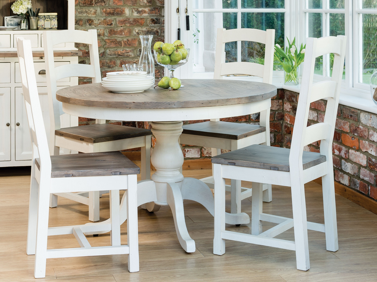 Image of: French Country Dining Table Homifind